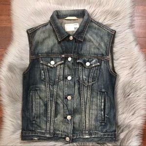 rag & bone Jackets & Coats - Rag & Bone / JEAN Burney Vest